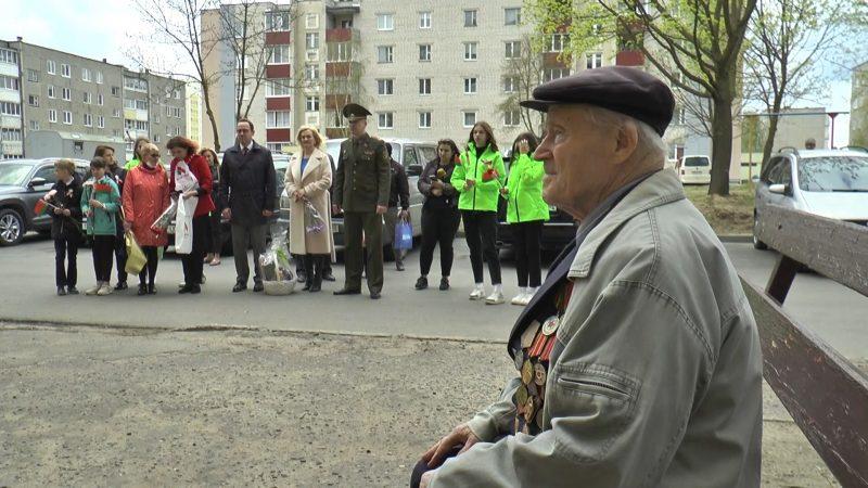 В Лидском районе осталось 19 ветеранов