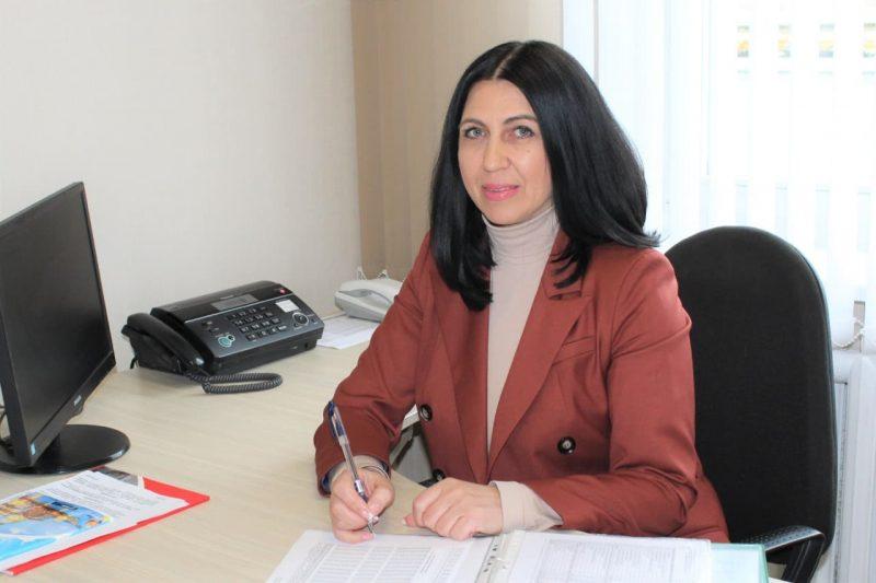 В управлении экономики Лидского райисполкома новый руководитель