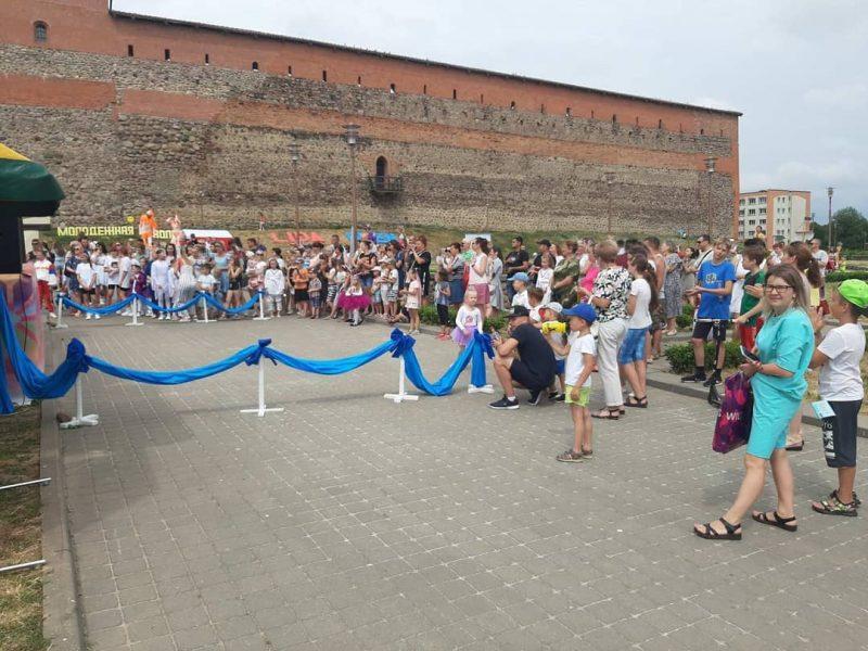 Фестиваль «Молодежная волна» прошел в нашем городе