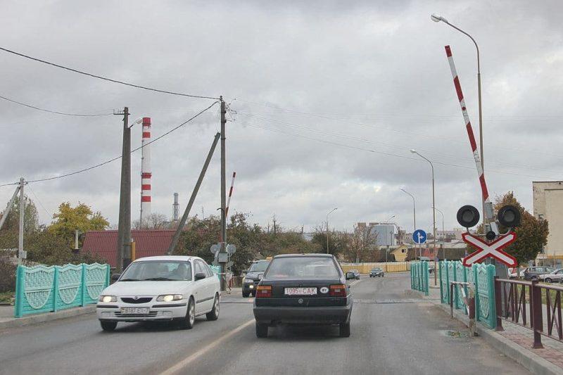 Строительство путепровода над железной дорогой в районе Лидской ГАИ планируется начать в сентябре.