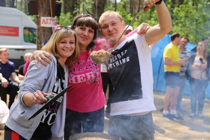 Районный молодежный туристический слет состоится на Лидчине