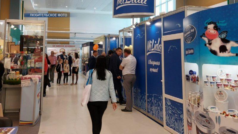 Лидские предприятия приняли участие в Международной специализированной выставке «Белагро-2021»
