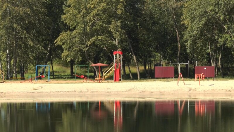 В этом году в Лидском районе открыты для купания три озера