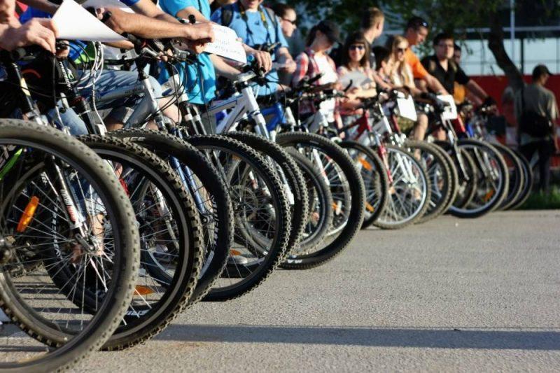 Районный велопробег, посвященный проведению недели молодежи, состоится завтра в Лиде