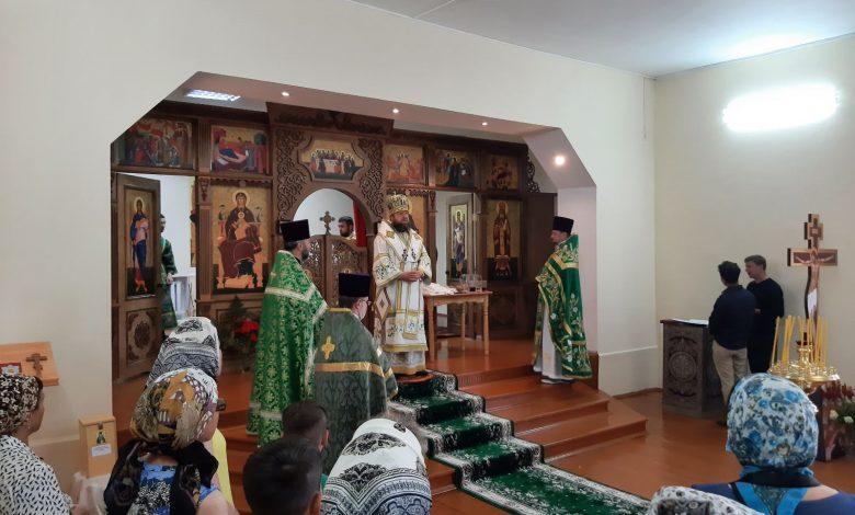 В агрогородке Едки Лидского района освятили православный храм в честь Святителя Луки Крымского