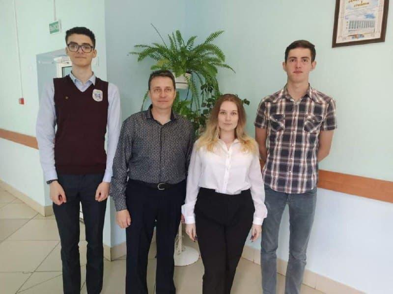 """Лидчане представят стартап-проект на """"Тибо"""" 2021"""