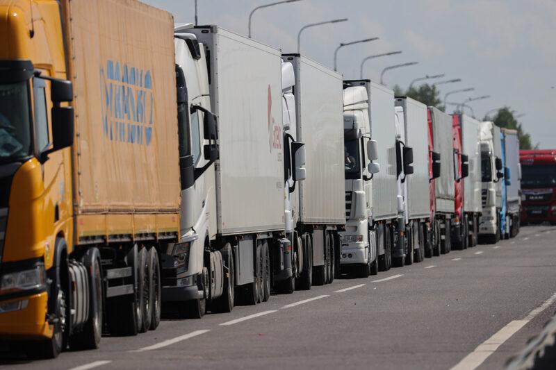На границе Беларуси с Евросоюзом ожидают въезда более 1000 автомобилей