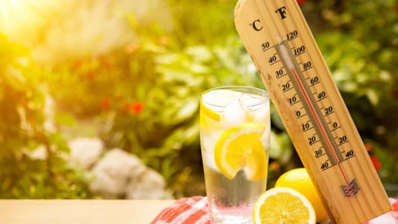 В конце недели в регион придет жаркая погода