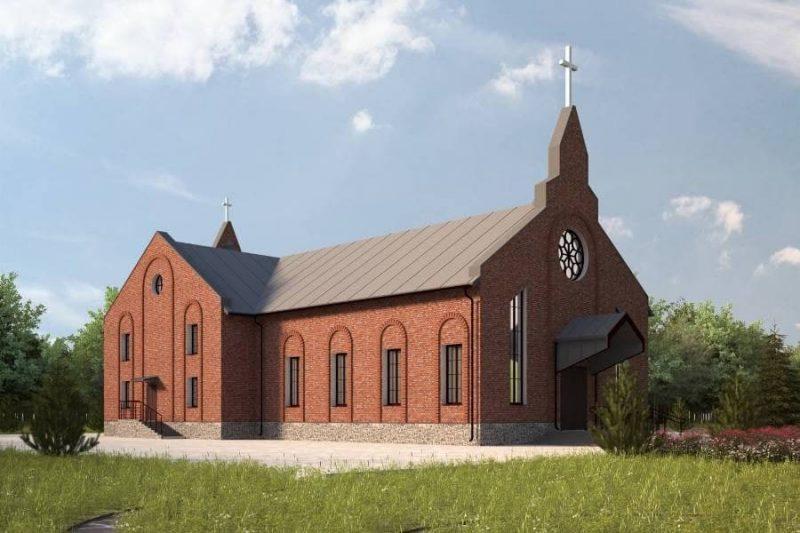 В Лиде построят новый костел