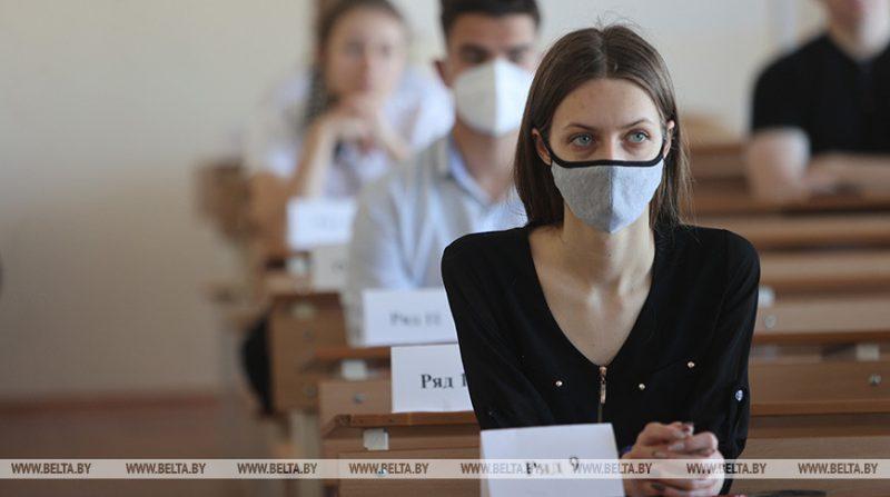 В Беларуси близится к завершению централизованное тестирование
