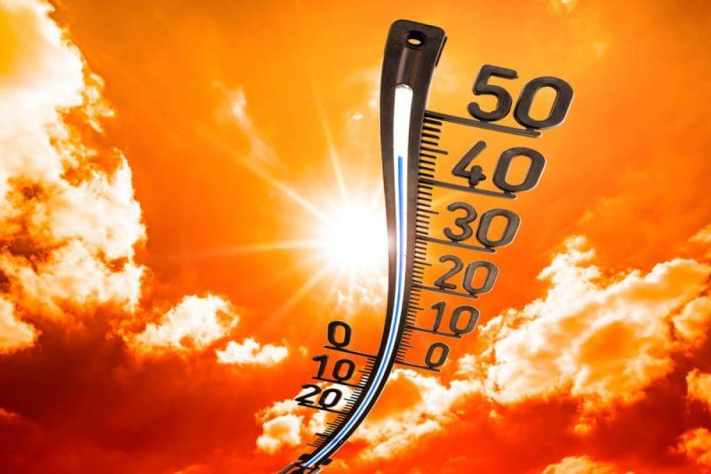 Желтый уровень опасности объявлен в регионе на предстоящую субботу, 10 июля