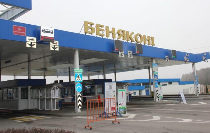 На границе Беларуси с Евросоюзом выезда ожидают более 1 тысячи фур