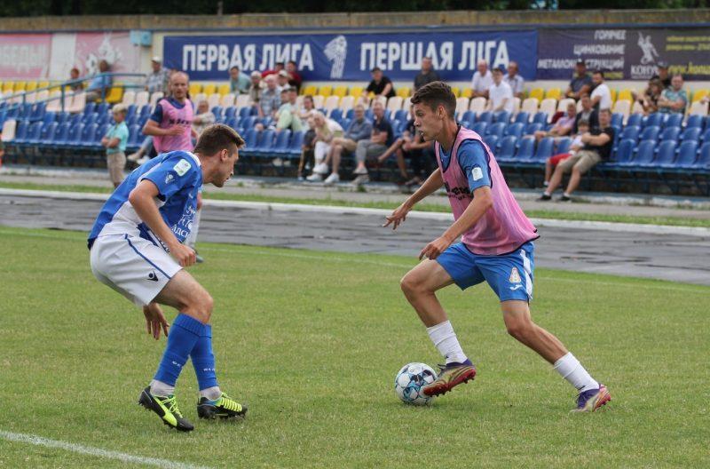 Футбольный клуб «Лида» сыграл вничью с могилевским «Днепром»
