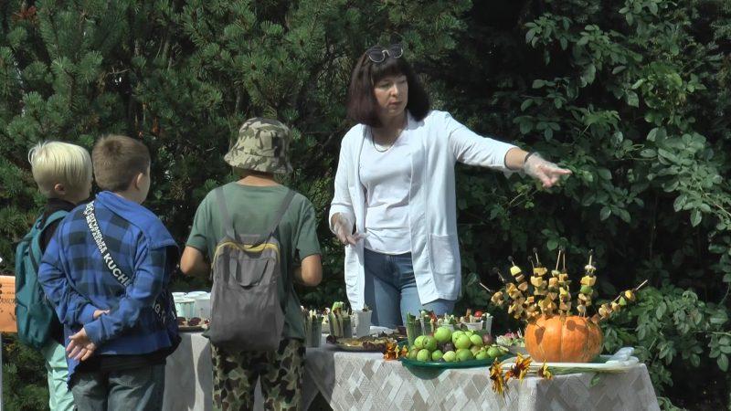Молодежный экологический фестиваль «Апельсин» прошел в Лиде на базе районного экологического центра детей и молодежи