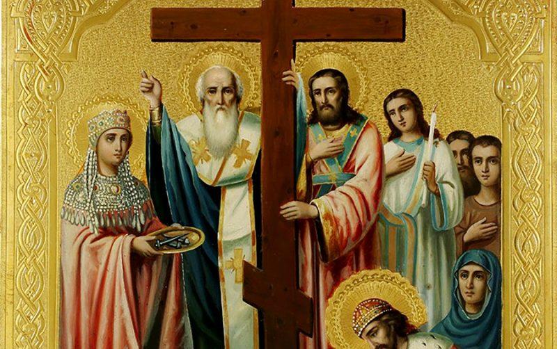 Белорусские православные сегодня отмечают Воздвижение Животворящего Креста Господня