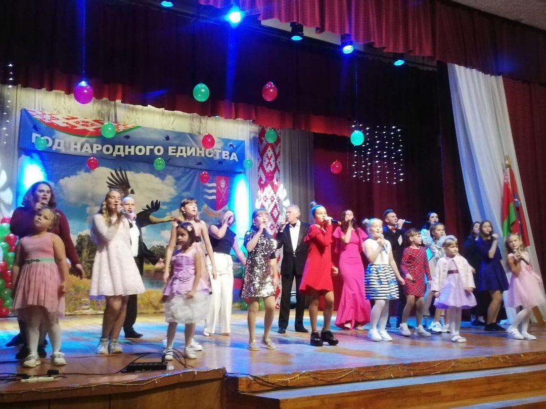 Березовчане отметили День города.