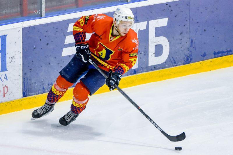 Хоккейный клуб «Лида» сегодня проведет стартовый матч нового сезона экстралиги