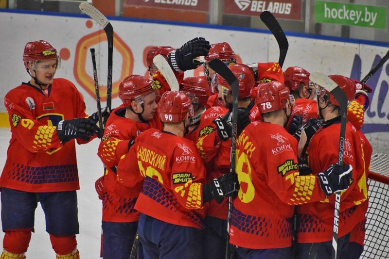 Хоккейный клуб «Лида» обыграл «Динамо-Молодечно»