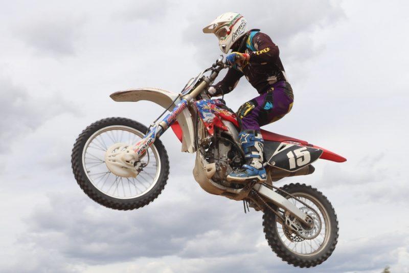 В предстоящие выходные в Лиде пройдет 3-й этап открытого чемпионата и первенства Республики Беларусь по мотокроссу.
