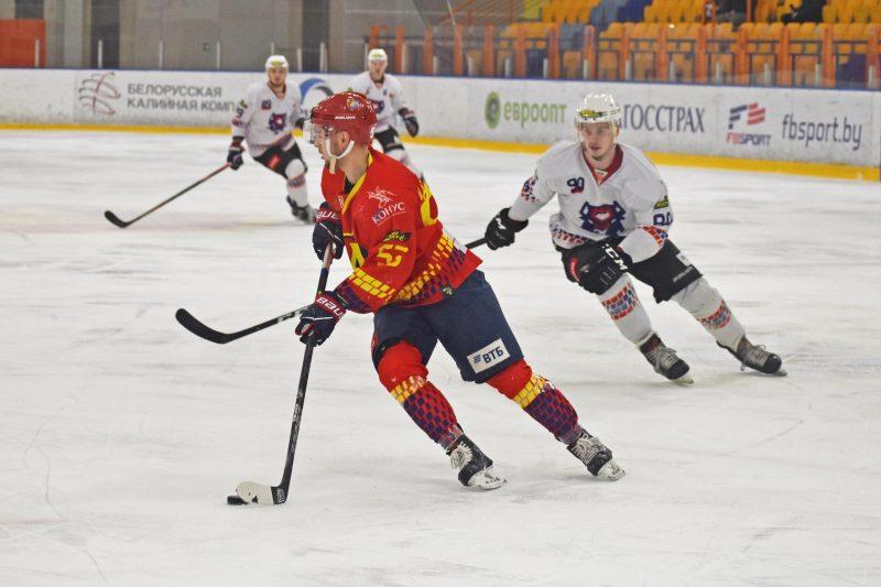 Хоккейный клуб «Лида» проведет на этой неделе два матча экстралиги