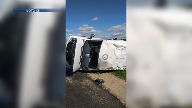 Лидский районный отдел Следственного комитета Беларуси ищет очевидцев ДТП, которое произошло 31 мая этого года около 11 часов на автодороге Белица-Желудок-Рожанка.