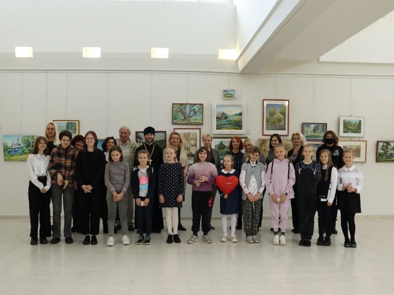 Выставка художественных работ «Продолжение…» открылась в нашем городе