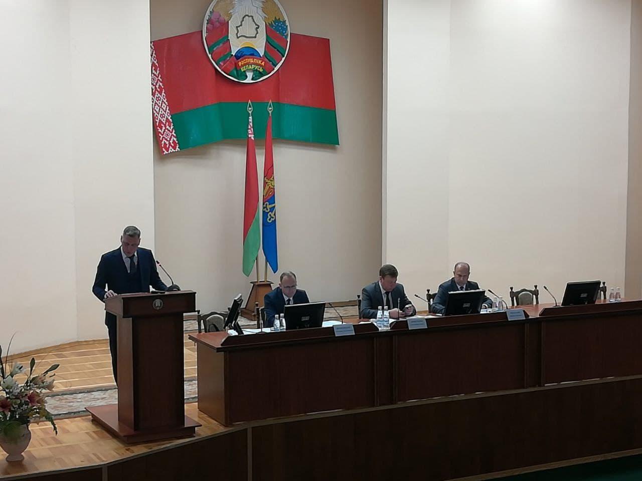 План ускоренного развития Лидчины обсудили в райисполкоме